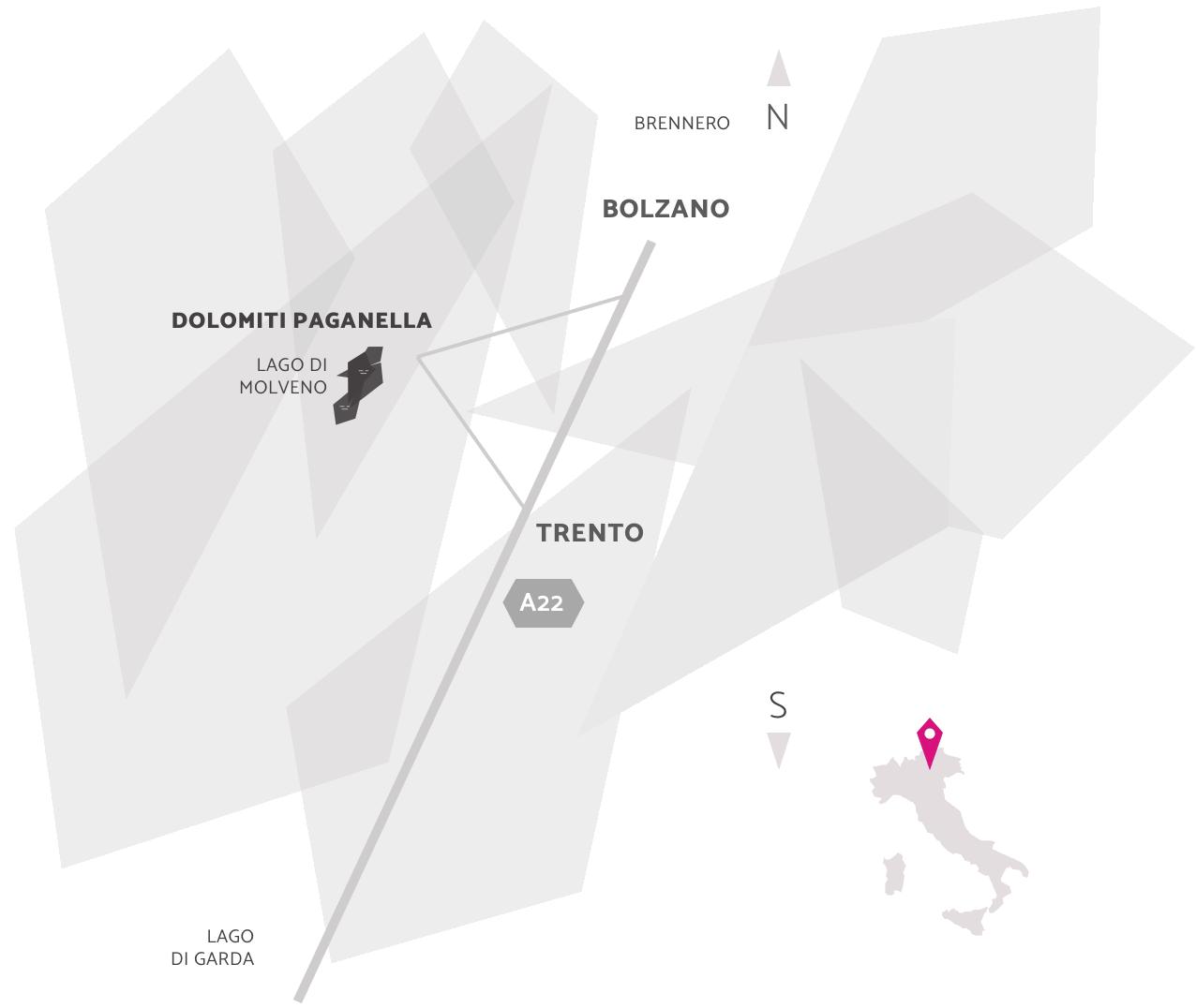 Mountain Future Festival Mappa